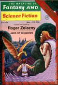 Fantasy and Science Fiction (1949-Present Mercury Publications) Pulp Vol. 41 #1