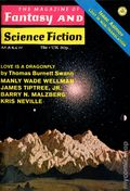 Fantasy and Science Fiction (1949-Present Mercury Publications) Pulp Vol. 42 #3