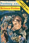 Fantasy and Science Fiction (1949-Present Mercury Publications) Pulp Vol. 42 #4