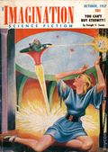 Imagination (1950-1958 Greenleaf) Stories of Science and Fantasy/Science Fiction Vol. 8 #5