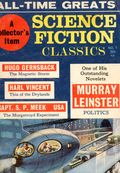 Science Fiction Classics (1967-1968 Ultimate) Pulp 1