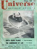 Universe Science Fiction (1953-1955 Palmer Publications) Pulp 9