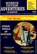 Science Fiction Adventure Classics (1969 Ultimate) Pulp May 1974
