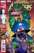 Avengers Earth's Mightiest Heroes (2012 Marvel Universe) 12