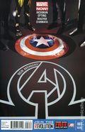 New Avengers (2013 3rd Series) 3C