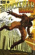Rocketeer Hollywood Horror (2013 IDW) 2