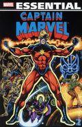 Essential Captain Marvel TPB (2008 Marvel) 2-1ST