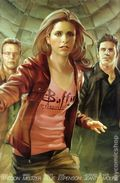 Buffy the Vampire Slayer HC (2012-2013 DH) Season 8 Library Edition 4-1ST