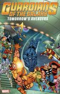 Guardians of the Galaxy Tomorrow's Avengers TPB (2012 Marvel) 2-1ST