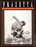 Frazetta Sketchbook SC (2013 Vanguard) 1-1ST