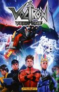 Voltron Year One TPB (2012 Dynamite) 1-1ST