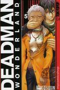 Deadman Wonderland GN (2010-2011 Tokyopop Digest) 5-1ST