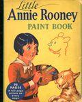 Little Annie Rooney Paint Book (1935 Whitman) NN
