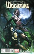 Savage Wolverine (2013) 1HAS