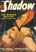 Shadow (1931-1949 Street & Smith) Pulp Feb 15 1938