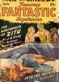 Famous Fantastic Mysteries (1939-1953 Frank A. Munsey/Popular/Altus) Pulp Vol. 5 #1