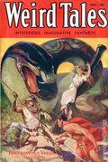 Weird Tales (1923-1954 Popular Fiction) Pulp 1st Series Vol. 20 #6