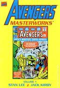 Avengers Masterworks TPB (1993 Marvel) 1-REP