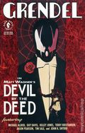 Grendel Devil by the Deed TPB (1993 Dark Horse) 1-REP