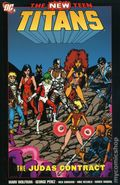 New Teen Titans The Judas Contract TPB (1988 DC) 1st Edition 1-REP