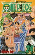 One Piece TPB (2003- Viz Digest) 24-REP