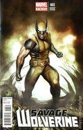 Savage Wolverine (2013) 3B