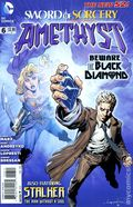 Sword of Sorcery featuring Amethyst (2012 DC) 6