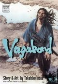 Vagabond TPB (2002- Viz Digest) 34-1ST