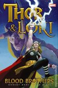 Thor and Loki Blood Brothers HC (2011 Marvel) 1-REP
