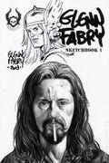 Glenn Fabry Sketchbook SC (2013-2015 Berserker) 1S-1ST