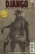 Django Unchained (2012 DC Vertigo) 1D