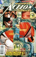Action Comics (2011 2nd Series) 18A