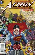 Action Comics (2011 2nd Series) 18B