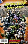 Justice League of America (2013 3rd Series) 2A