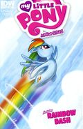 My Little Pony Micro Series (2013 IDW) 2A