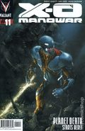 X-O Manowar (2012 3rd Series Valiant) 11A