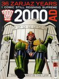 2000 AD (1977 IPC/Fleetway/Rebellion) UK 1821