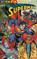 Superman The Return of Superman TPB (1993 DC) 1st Edition 1-1ST