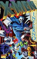 X-Men Inferno TPB (1996 Marvel) 1st Edition 1-1ST