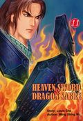 Heaven Sword and Dragon Sabre GN (2002-2004 Comics One) 11-1ST