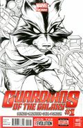 Guardians of the Galaxy (2013 3rd Series) 1F