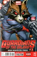 Guardians of the Galaxy (2013 3rd Series) 1E