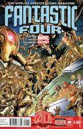 Fantastic Four (2012 4th Series) 5AU