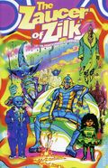 Complete Zaucer of Zilk (2013 IDW) 0