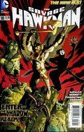 Savage Hawkman (2011) 18