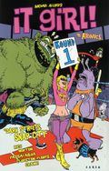 It Girl and the Atomics TPB (2013 Image) 1-1ST