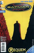 Batman Incorporated (2012 2nd Series DC) 9COMBO