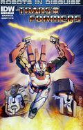 Transformers (2012 IDW) Robots In Disguise 15A