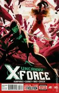 Uncanny X-Force (2013 2nd Series) 3A