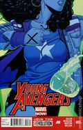 Young Avengers (2012 2nd Series) 3A